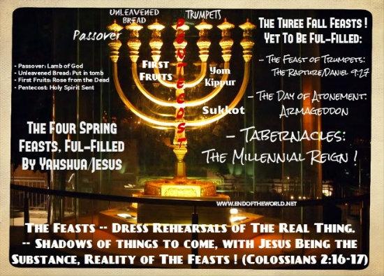 Menorah - Rapture of The Bride 1