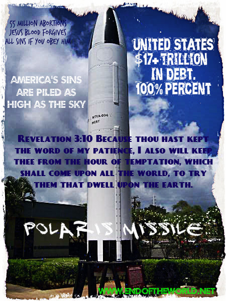 Polaris Missile -- Prayer