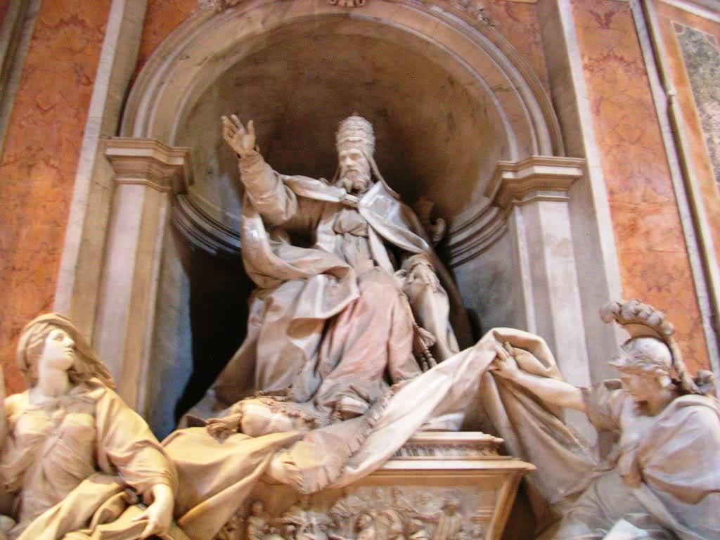 Saint Peter's Statue