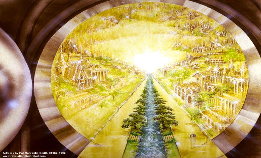 New Jerusalem -- Rapture Timings