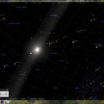 Partial Solar Eclipse - Trumpets 2015